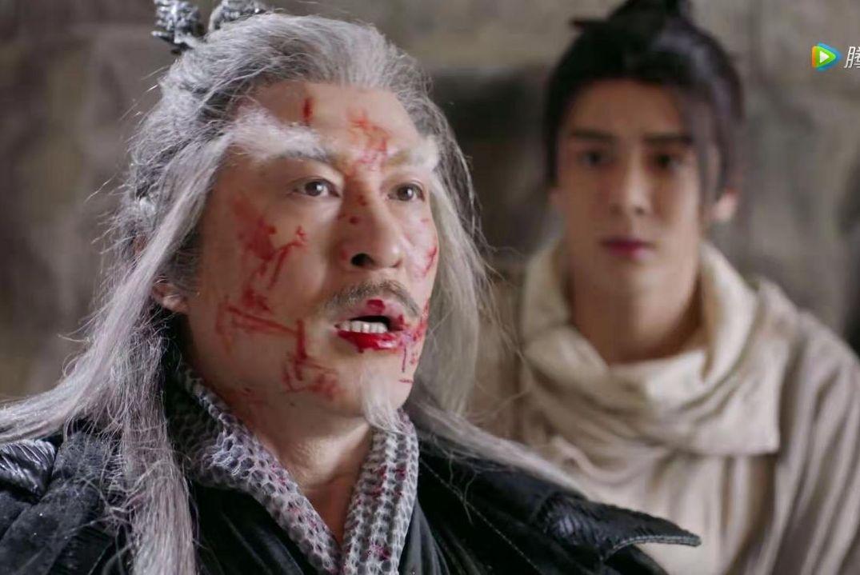 新《倚天》武当派光明顶集体给白眉鹰王放水,是不是因为张无忌?