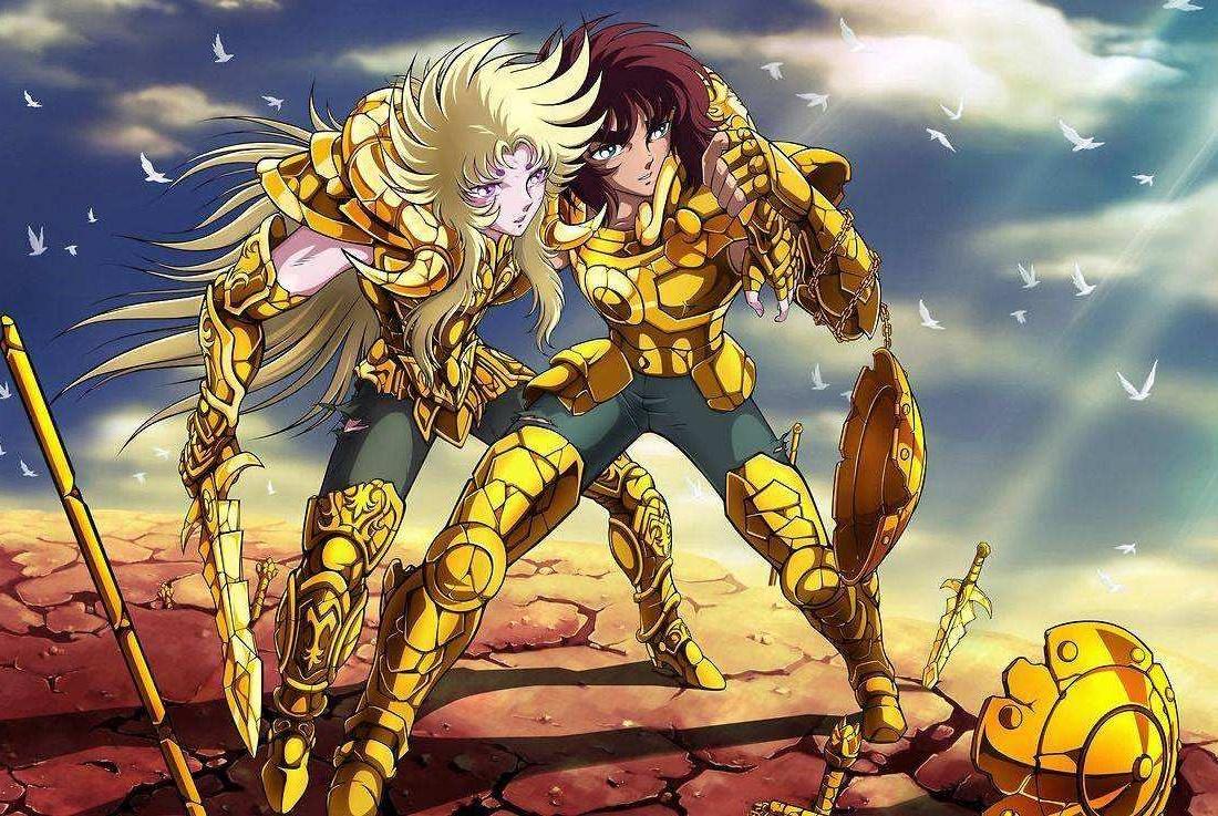 重制版《圣斗士星矢》今天夏天上映,仙女座圣斗士瞬改为女性角色