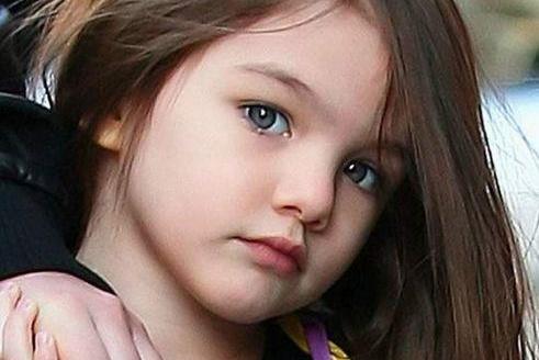 阿汤哥女儿一定要出道当明星!12岁小姑娘已经这么美了?