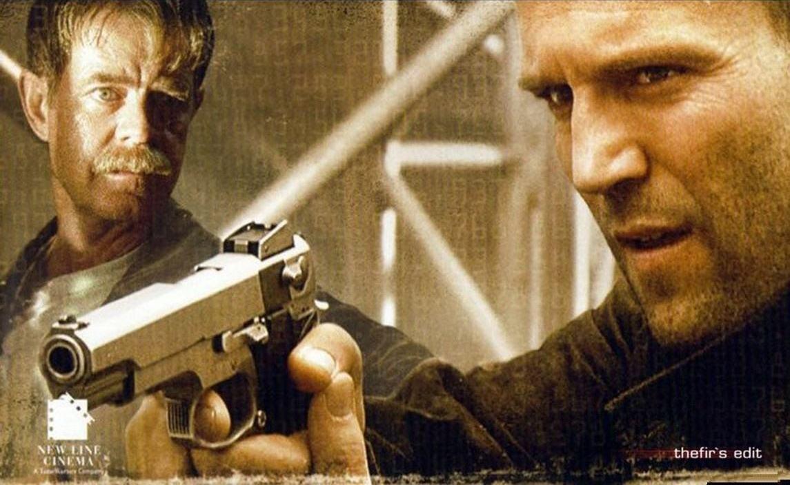 杰森斯坦森经典的9部动作电影,全看过的估计都是铁粉
