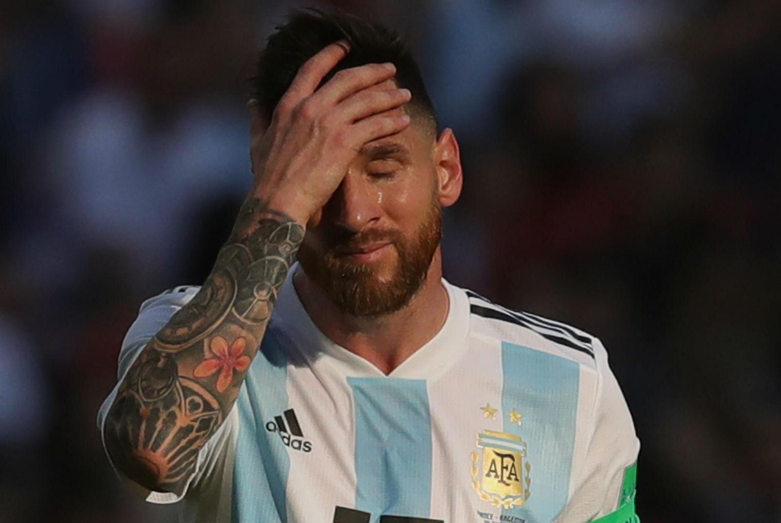 心酸!梅西:儿子不解为何阿根廷人总骂我 还会为国家队征战大赛