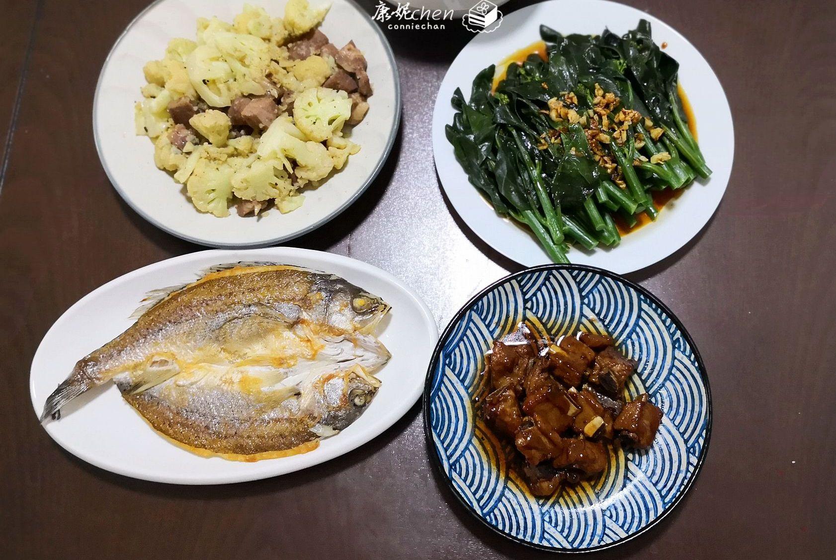 周日去父母家,做了4菜1汤,实惠又卫生,营养味美,好吃不浪费