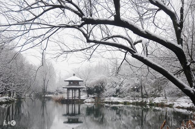 描写雪景的唯美古诗句,美到心碎的诗词佳句