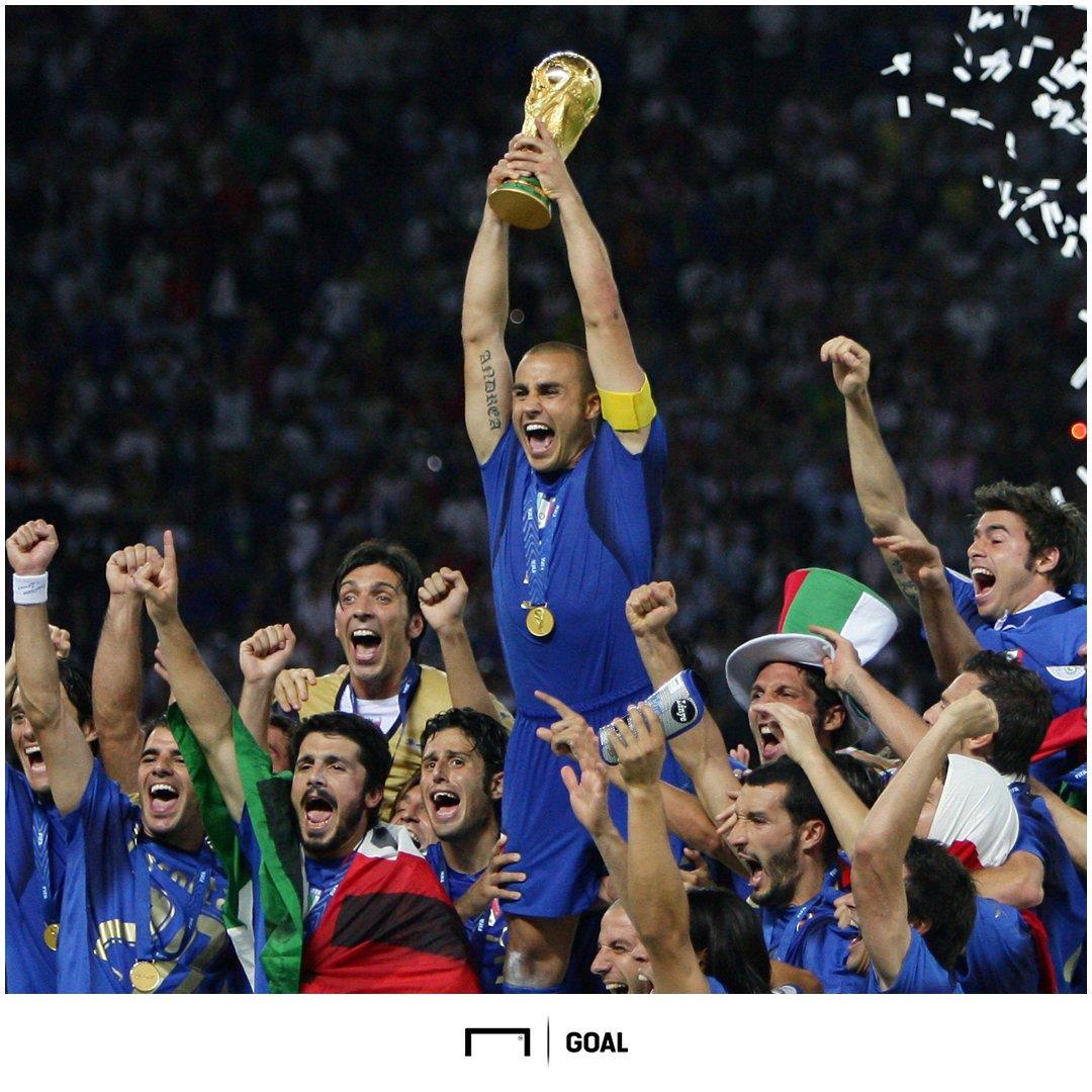 亚博体育一个时代落幕!里皮率队赢得世界杯的意甲23人,如今全部告别!