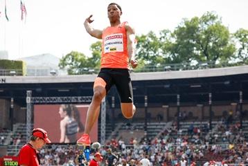 上赛季跳出8米83,这赛季跳出8米92,这位天才能否打破世界纪录?