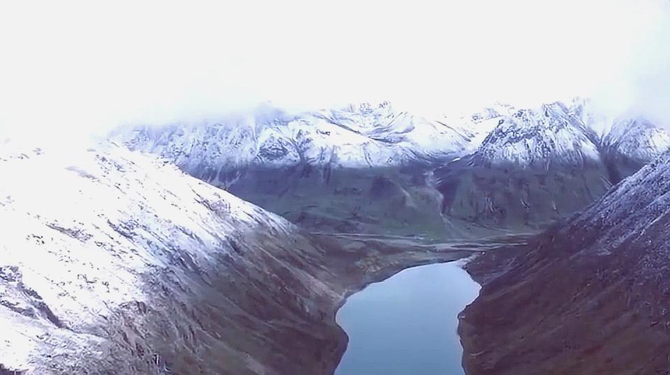 揭秘西藏最传奇的湖泊-拉姆拉措-可以看到自己的前世今生!