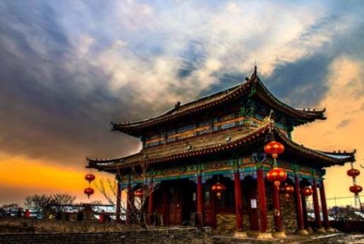 """中国""""最罕见""""的古城,位于4.6万亩的洼淀中,可以""""瓮中捉鳖"""""""