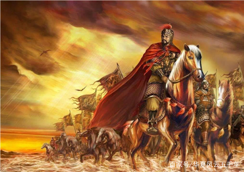 有人劝皇甫嵩不要做韩信,他不为所动再去西北平定羌人之乱!