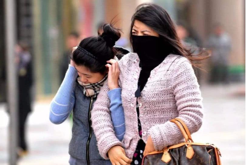 冷空气又来了!天津气温下跌伴有大风,没有倒春寒!