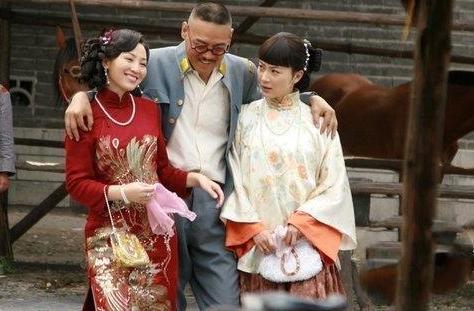 国军逃到台湾后,那些没带走的姨太太去哪了?最后下场怎样?