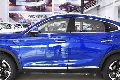 这款车帅到冒泡,加速比思域快,蓝鲸2.0T+爱信8AT,国产的骄傲
