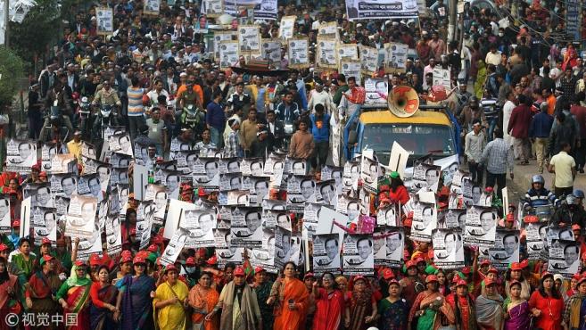 孟加拉国大选,美国大使又出来说了几句