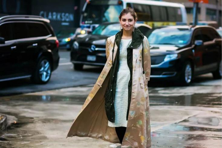 2019早春风衣的3种穿法,做个时尚气质并存的女人,怎么穿都好看