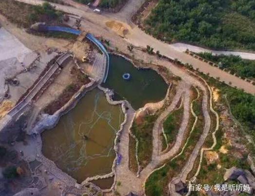 中国兰陵最美风景区,兰陵宝山野生动物园!