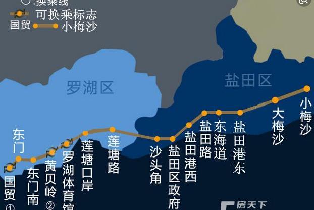 深圳地铁8号线,预计年底前完成通车,实现区区通地铁