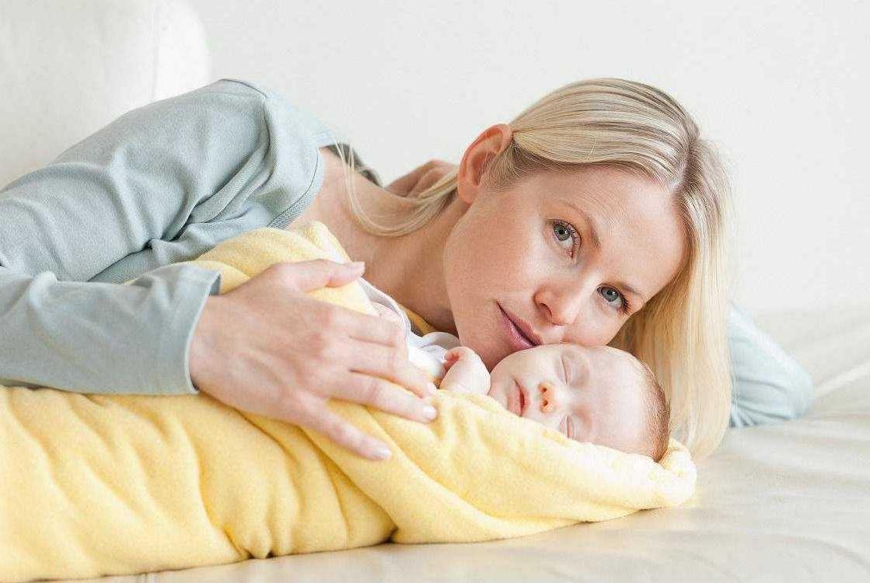 生完孩子后,宝妈身体有这些表现,说明子宫恢复得好,避孕别大意