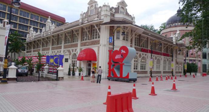 4 吉隆坡城市美术馆