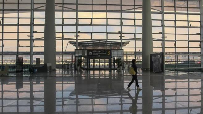温州机场航站楼4月1日起实施防爆检测,坐飞机请适当提前