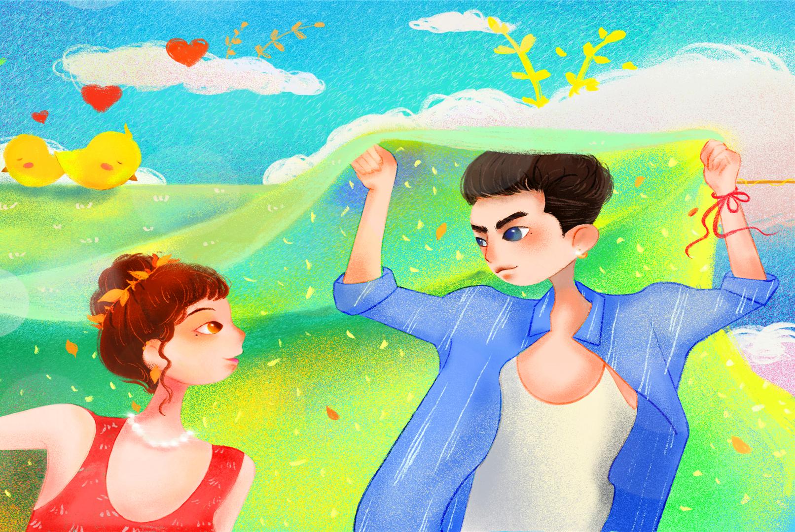 拒绝吵架,是培养夫妻感情的绊脚石