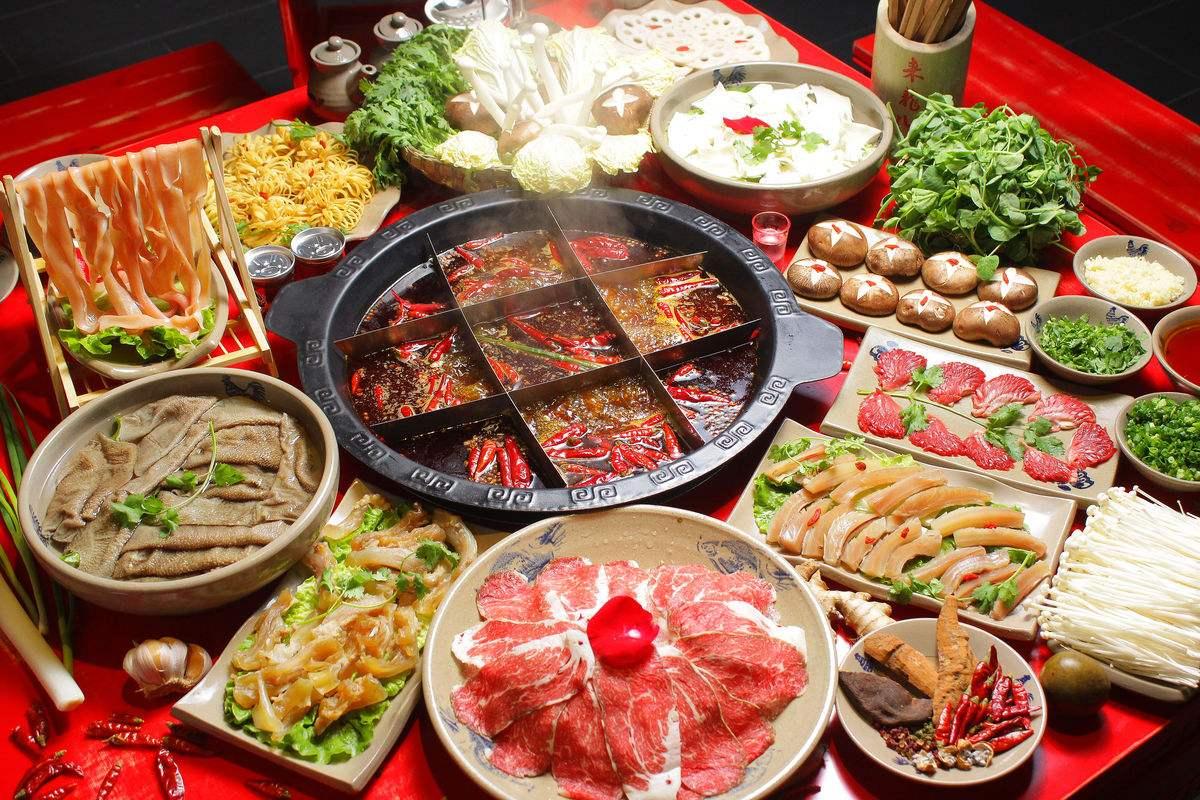 吃火锅必点的五种配菜,土豆片最美味的吃法,你get到了吗?