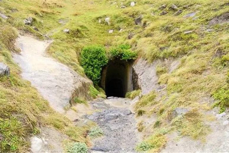 """全球最""""神秘""""的隧道:通往新西兰最美海滩,只会在下午出现"""