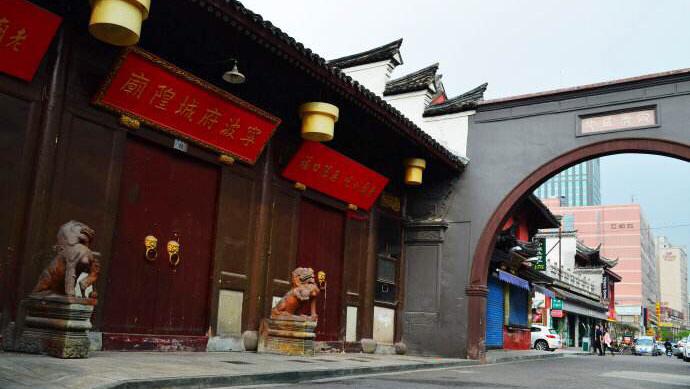 宁波人年初一习惯游逛城隍庙:他的历史故事记忆一座城市文化底蕴