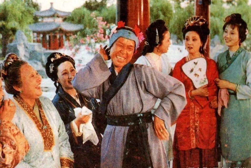 """红楼梦里林黛玉为何会骂刘姥姥是""""母蝗虫"""",有何用意呢"""