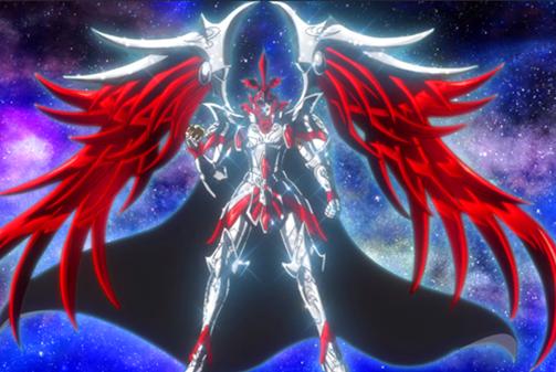 圣斗士星矢少女翔大结局:厄里斯被重新封印,撒加成战神阿瑞斯!