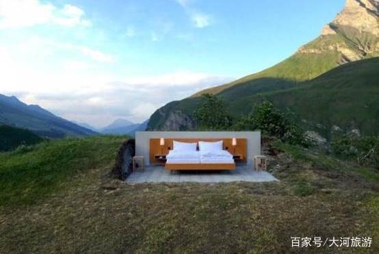 世界上最奇特的酒店,只有一张床想住的人却还很多,为什么?