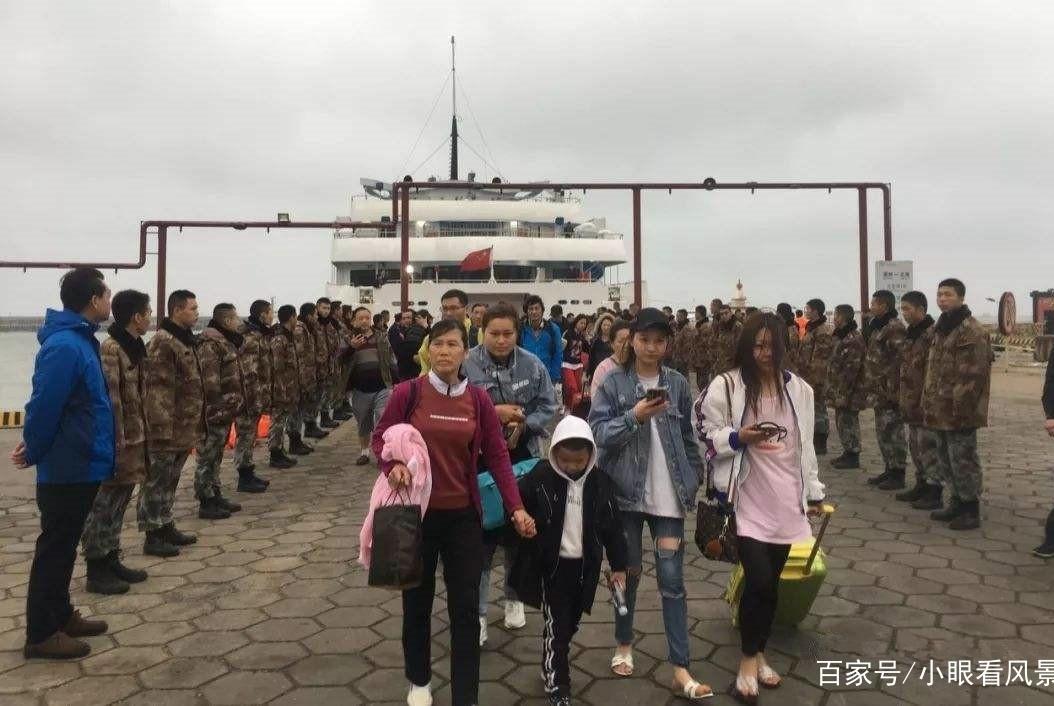 涠洲岛搁浅事件游客赔偿免票一年,网友:经过此事谁还敢来?