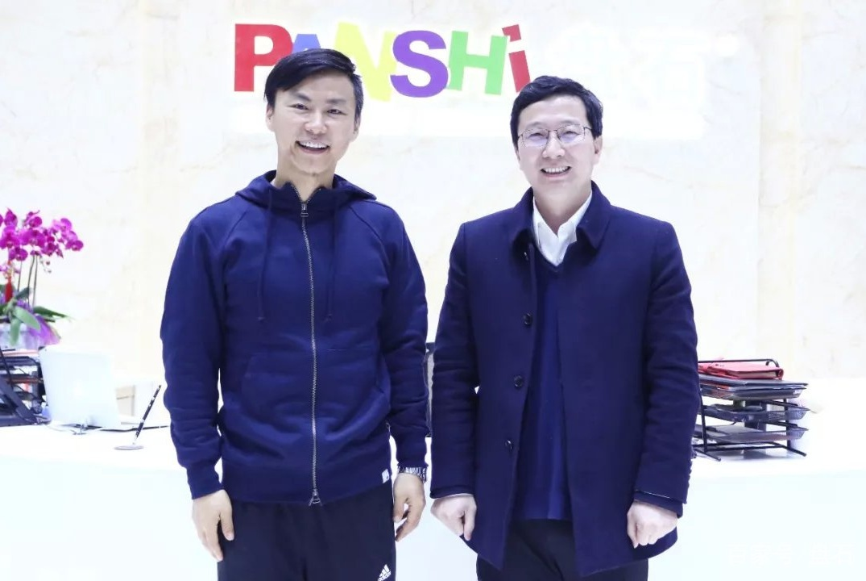 省委统战部副部长王利月视察走访盘石
