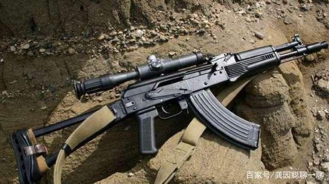 该枪是俄罗斯伊孜玛什公司升级制造,当时俄罗斯经济十分薄弱,为了赚取