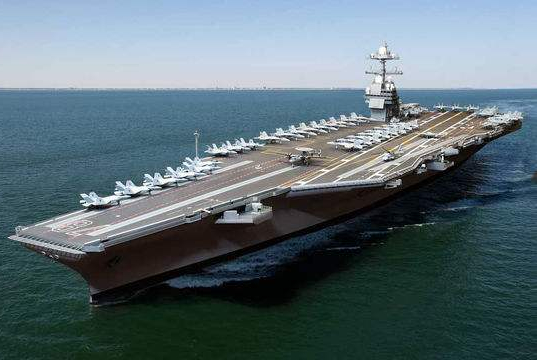 中美俄航母动力对比:美国29万马力,俄18万马力,中国成绩傲人!