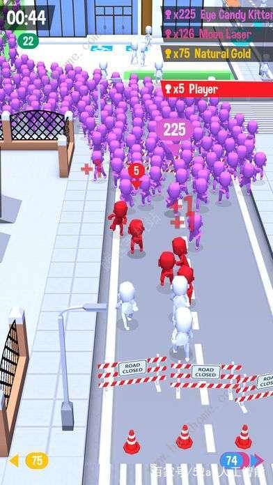 《crowd city》拥堵城市手游官网下载_抖音电脑版下载(附攻略) 手机AR游戏_苹果和安卓手机下载专区 第4张