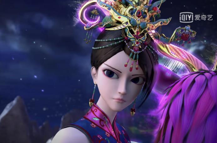 叶罗丽:戴王冠的5位女神,王默好漂亮,辛灵仙子美过冰公主!图片