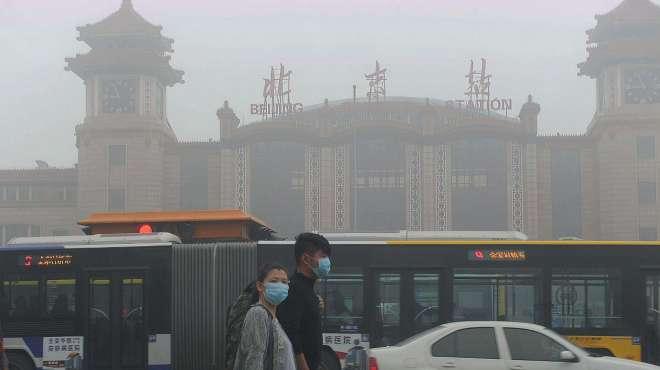 十年间北京的霾变与不变:北京霾里到底有些什么?
