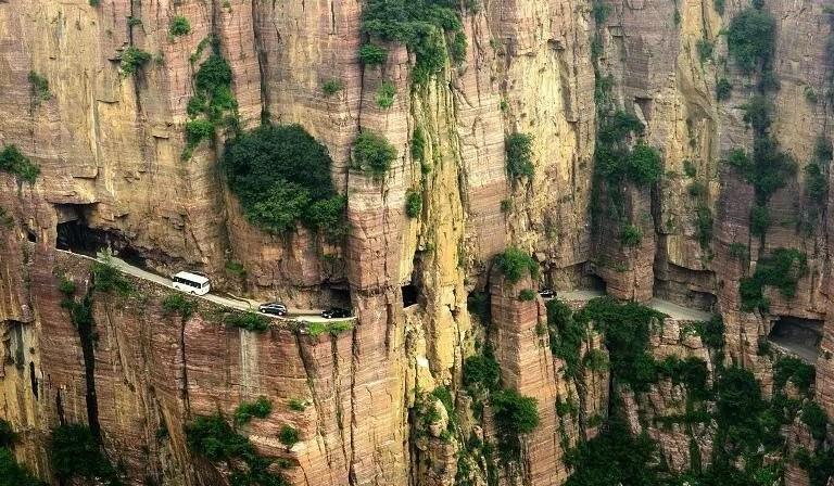中国排名前8的最美公路,个个都堪称绝世美景,最后一条难以前去