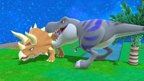 【硬汉阿雷】我的世界创世神07期恐龙王朝