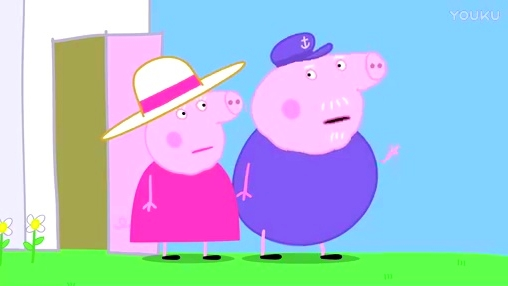 妈妈育儿小助手 06:07 小猪佩奇的弟弟乔治变成恐龙 粉红猪小妹想做