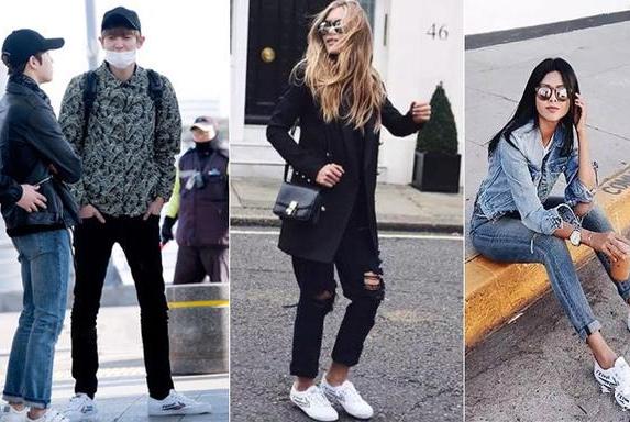 怎么搭鞋子好看?鞋子款式都自带属性,怎么搭配鞋子也是有讲究!