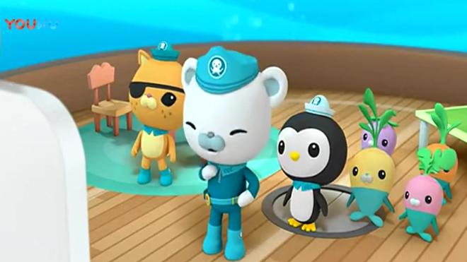 简介:《海底小纵队》是英国silvergate公司旗下作品。该片以海洋作为故事上演的舞台,融合了动作、探险、海洋生物科学课程以及学龄前团队协作等内容。动画讲述了八个可爱小动物组成的海底探险小队的故事。他们居住在神秘基地章鱼堡,随时准备出发去...