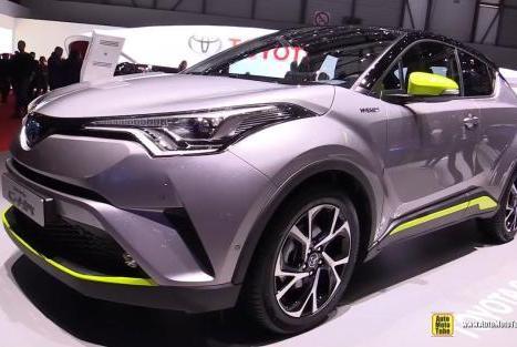 车主花16万喜提丰田C-HR,外观很潮,动力很强,很适合年轻人!