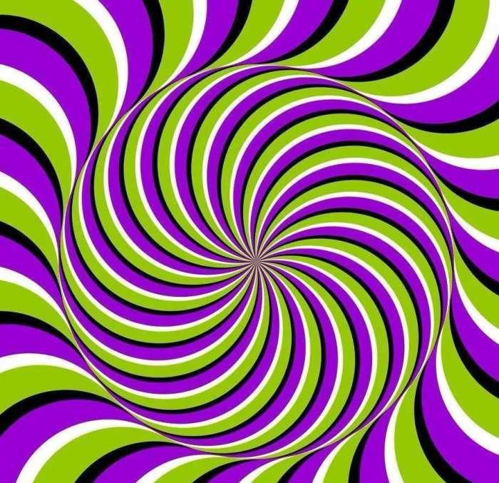心理测试:你觉得哪一张图转的最快?测你的科技是感性还是理性性感性格图片