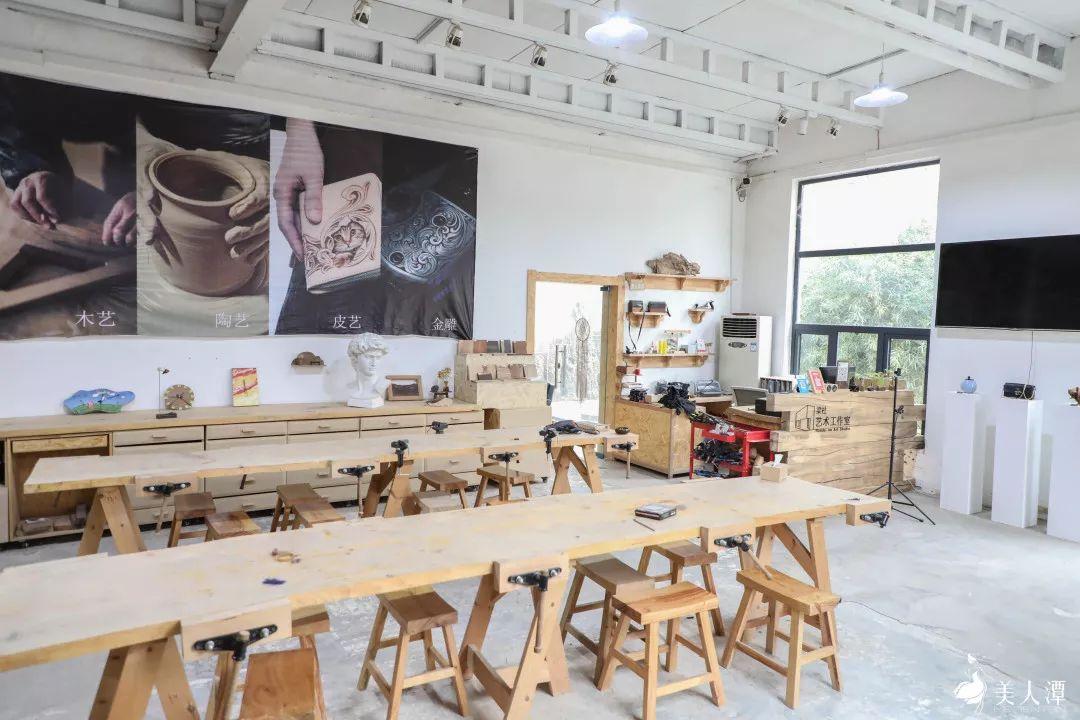 探店丨梁社木艺工作室——在城市一隅,与木头对话