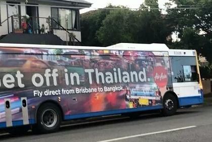 亚航广告语严重诋毁泰国旅游形象遭网友炮轰