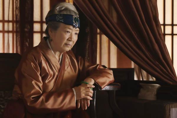知否:林小娘死了,明兰压抑不住心中怒火,与祖母产生图片