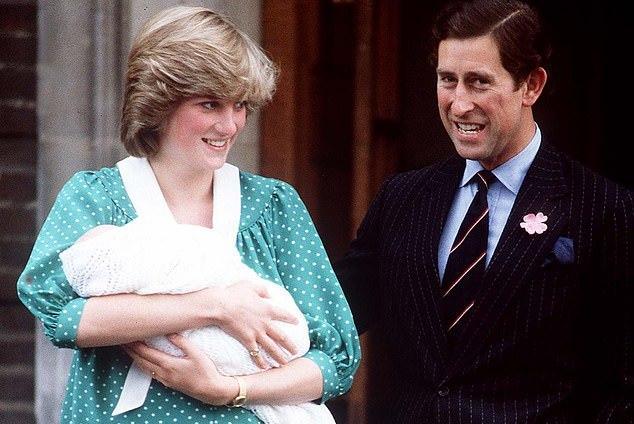 戴安娜也不敢不从!梅根却再次破坏皇室孩子出生千年传统