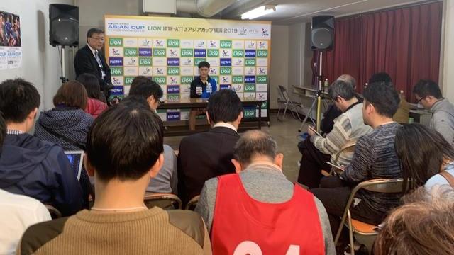 亚洲杯独家 | 张本智和:樊振东关键分很强 自己和顶尖选手有差距