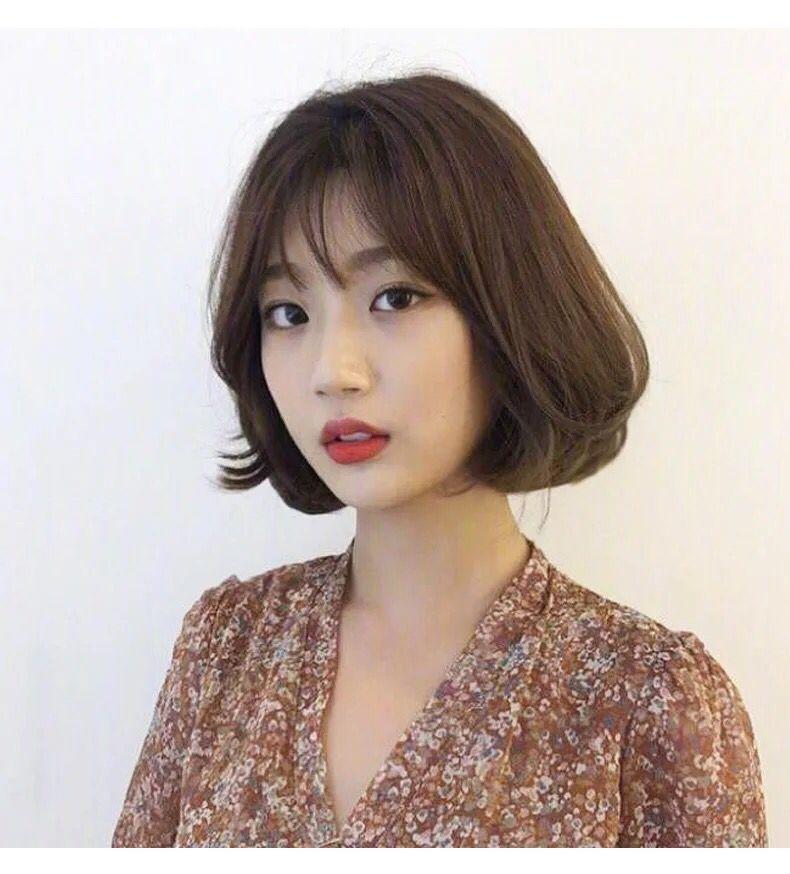 换个时髦洋气减龄少女感的短发,好看招人喜欢,美丽一图片
