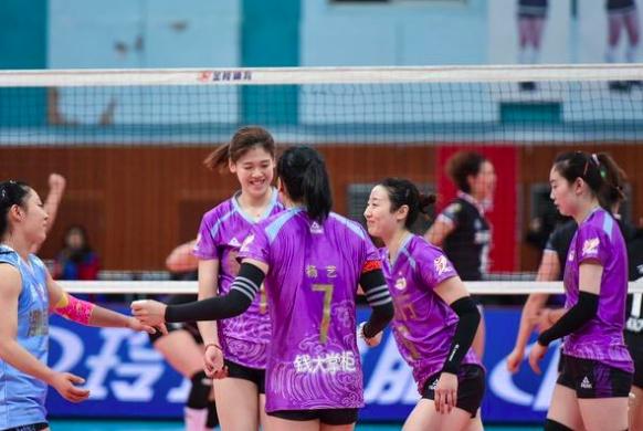 女排第二阶段转会汇总:天津率先行动 上海为胡鸣媛打包其队友